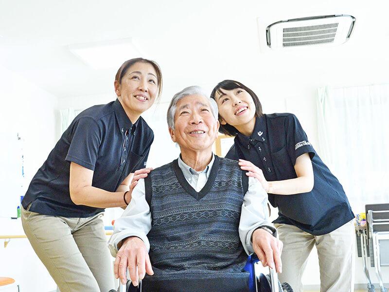 介護付き高齢者向け住宅 えみあす二木成